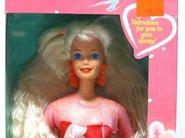 1993 Mattel Valentines B-mine Barbie #11182 New NRFB - $15.35