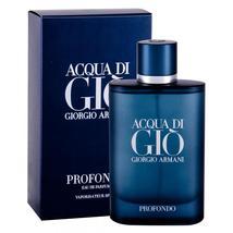 Giorgio Armani Acqua di Gio Profondo 2.5 oz / 75 ml Eau de parfum - $117.00