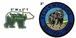 Wander Often Wander Always and Yellowstone National Park Series 2-Pack Embroider - $7.89