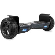 Rare Carbon Fiber Off Road All Terrain Bluetooth Hoverboard Two Wheel Sc... - $299.00