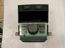 Navigation Control Panel Switch Knob 39050-SZA-A01 Honda Pilot 2011 2010... - $84.05