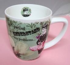 Don't Pretend to Understand My Enesco UK Holy Crap Coffee Mug Erin Smith... - $28.70