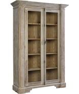 Display Cabinet FURNITURE CLASSICS LITHIA Cornice Pilasters - $2,479.00