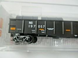 Micro-Trains # 10500361 Norfolk Southern 50' Steel Gondola w/Load N-Scale image 2