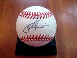 BUCKY DENT 1978 FENWAY HR YANKEES BOSTON SIGNED AUTO VINTAGE OAL BASEBAL... - $89.09