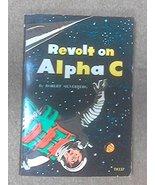 Revolt on Alpha C [Paperback] Robert Silverberg - $40.38