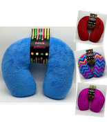 Travel Pillow Neck and Head Support Lightweight Multi Colors - $14.99