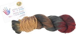 Lion Brand Wool-Ease Hand Dyed Yarn-Caramel Apple - $23.74