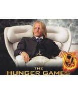 The Hunger Games Movie Single Trading Card #34 NON-SPORTS NECA 2012 - $1.00