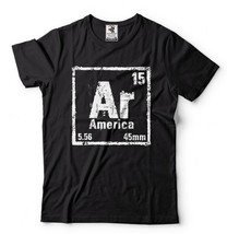 Patriotic T shirts, 2nd amendment t shirt, ar15 tshirts, Gun Flag Shirt - $17.99+