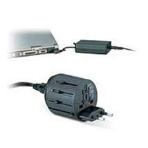 Kensington K33117 International Travel Plug Adapter - 10V AC - Black - $27.32