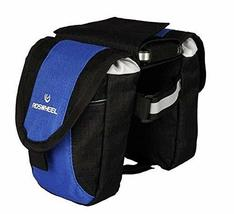 PANDA SUPERSTORE The Bicycle Saddle Pack - Tube Before Package with A Mobile Pho