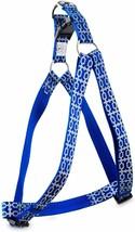 Good2Go Blue Reflective Bone Dog Comfort Harness, Medium By: Good2Go - $13.09