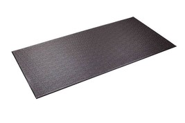 Supermats Heavy Duty Equipment Mat 13Gs Made In U.S.A Indoor Cycles Recu... - $34.29