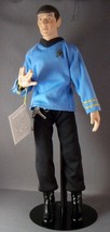Mr. Spock  Doll - The Hamilton Collection Ernst Doll with Box - MINT! - $494.01