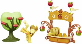 My Little Pony Sweet Apple Juice Stand Doll - $16.82
