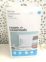 Storage Compression Bags - Large - No Vacuum Required Distressed box sale-New! image 2