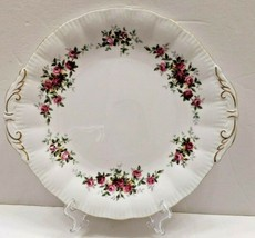 Paragon England Bone China MINUET Pattern Desert/Serving Plate - $24.70