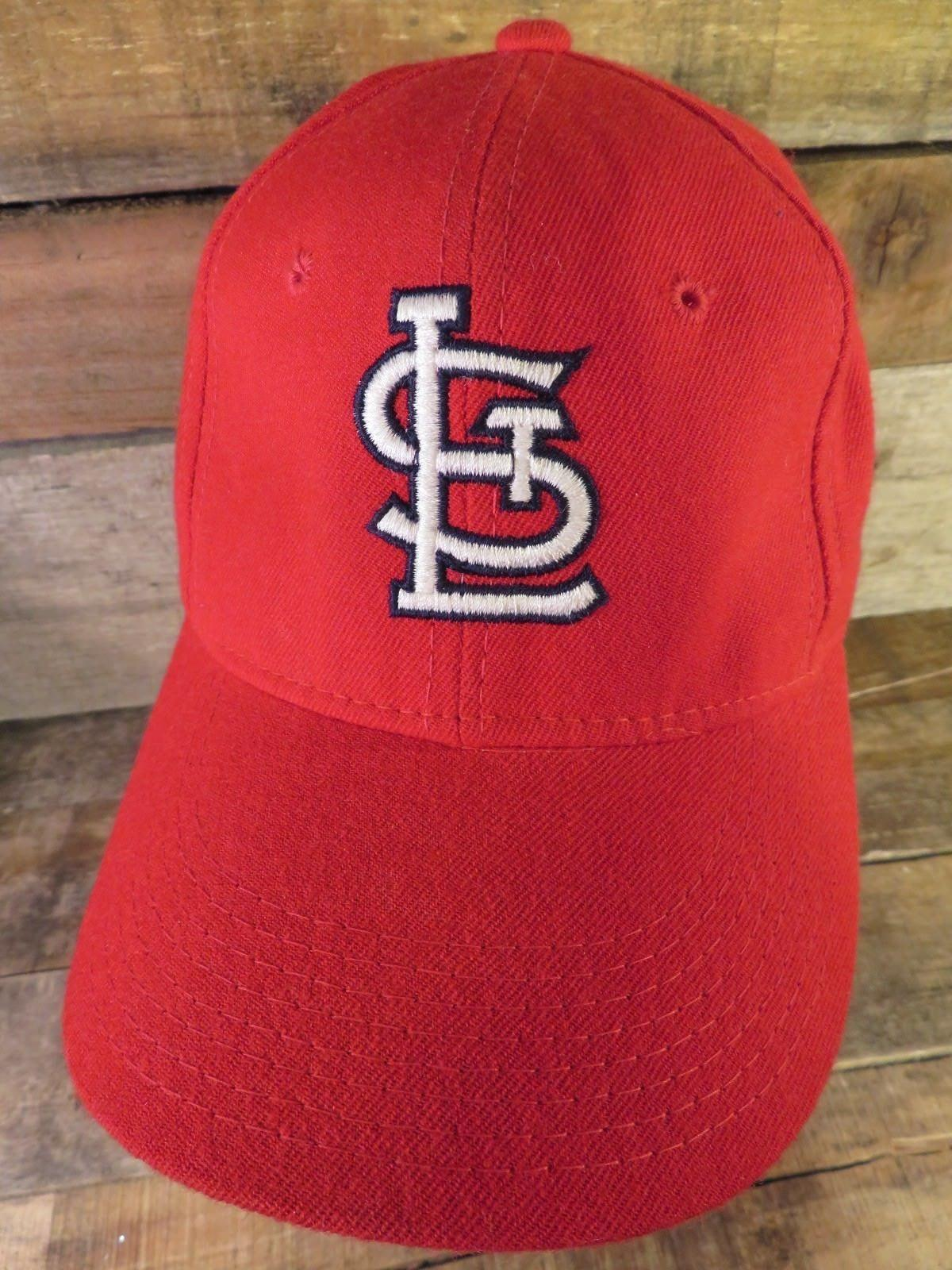10f1360ed97 St Louis CARDINALS Vintage New Era Fitted and 50 similar items. 57
