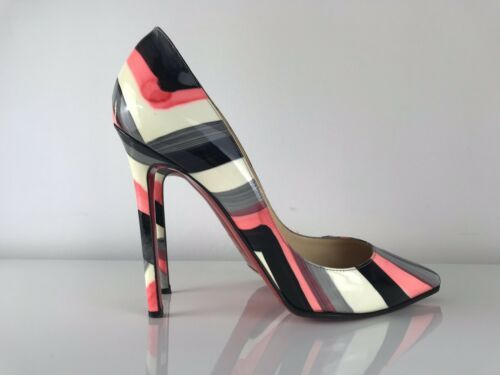 fd665753ce03 Christian Louboutin Pigalle 120 Graffity and 19 similar items. 12