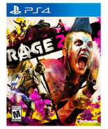 Rage 2 -- Standard Edition (Sony PlayStation 4, 2019) - $12.12