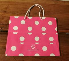 Victoria Secret Polka Dot Pink Girls Recycle Shopping Gift Bag (NEW) - $3.91