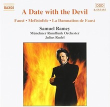 Samuel Ramey - A Date with the Devil - $14.99
