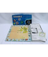ORIGINAL Vintage 1958 Selchow + Righter Scrabble for Juniors Board Game   - $39.59