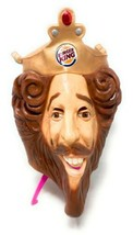 Burger King Brands Halloween Costume Head Latex Rubber Mask 2006 Made In... - £57.07 GBP