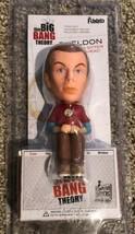 New  Big Bang Theory - Sheldon Bobble Head Funko Computer Sitter NEW - $29.69