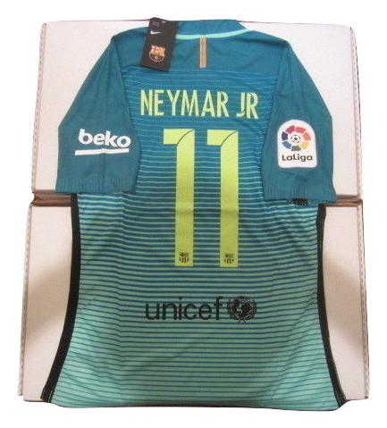 f934f810c Img 5925331204 1526183844. Img 5925331204 1526183844. Previous. Nike Neymar  Jr Barcelona Qatar Vapor Match Player Issue Third Jersey ...