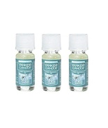 Yankee Candle Icy Blue Spruce Home Fragrance Oil Lot of 3 - $31.50