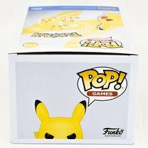 Funko Pop! Games Pokemon Attack Stance Pikachu #779 Vinyl Action Figure image 6