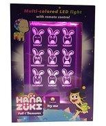 Aloka Hana Zuki-Hemkas Starlight Led Multi-Colored Light with Remote, Mu... - $32.33