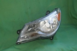 09-12 Volkswagen VW Routan Halogen Headlight Head Light Lamp Driver Left Side LH image 2