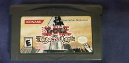 Yu-Gi-Oh The Sacred Cards Nintendo Game Boy Advance GBA - $10.66