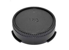 Back Cap for Canon FD Mount Cameras Rear Lens Cap Canon FD - $4.13