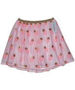 Girls Pink 3-Layer Skirt with Sequins - Cat & Jack  Pink XL - $8.99