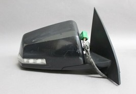 2008-2014 Gmc Acadia Traverse Right Passenger Side Power Black Door Mirror Oem - $118.79