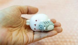Molang Figures Volume 5 Lazy Sunday Set Miniature Figures Toy Set (5 Counts) image 3