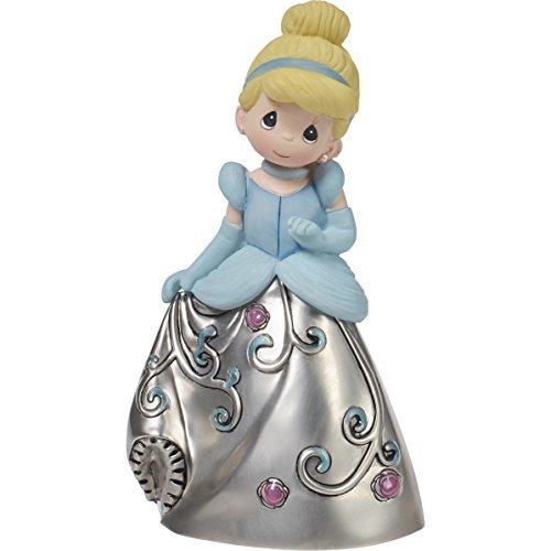 Precious Moments 172422 Princess Cinderella Decorative Bell Resin & Zinc Alloy F