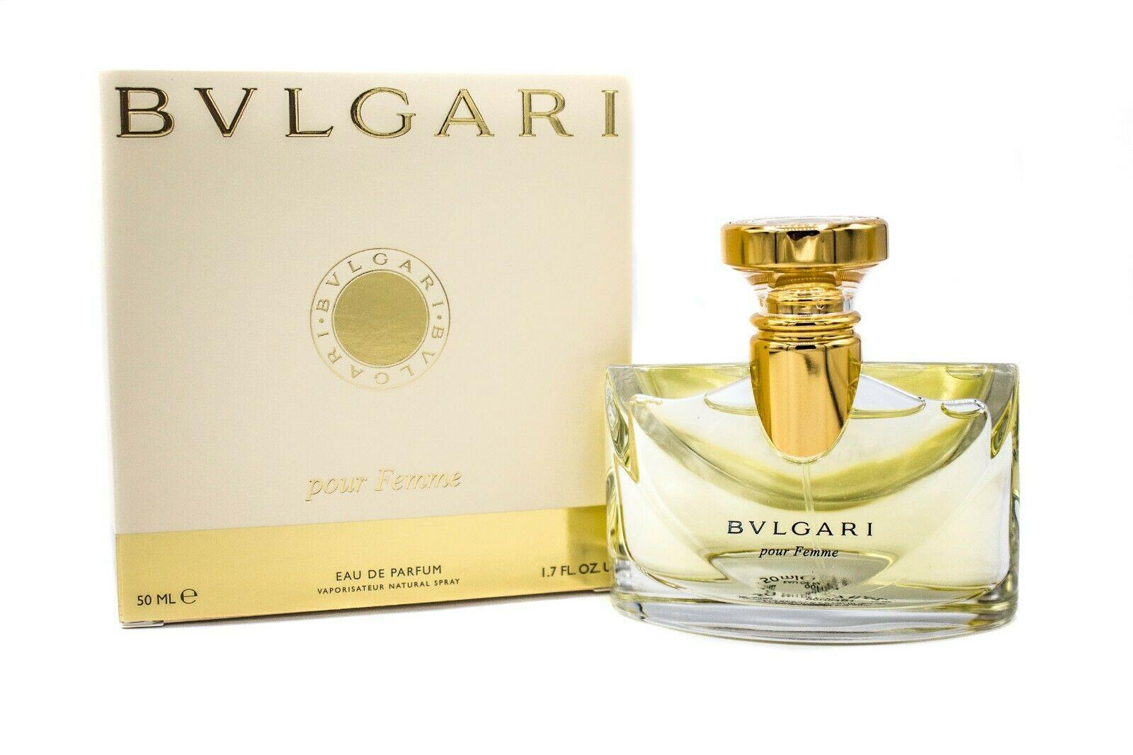 Aaabvlgari pour femme perfume 1.7 oz edp spray