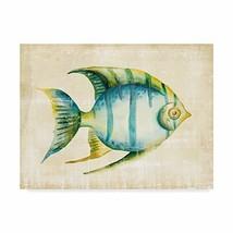 Trademark Fine Art Aquarium Fish I by Chariklia Zarris, 18x24 - $72.44