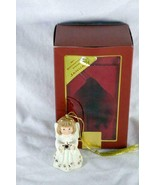 "Lenox January Birthstone Christmas Ornament 3 1/4"" In Box - $25.19"