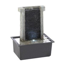 Stone Wall Tabletop Fountain - $44.34