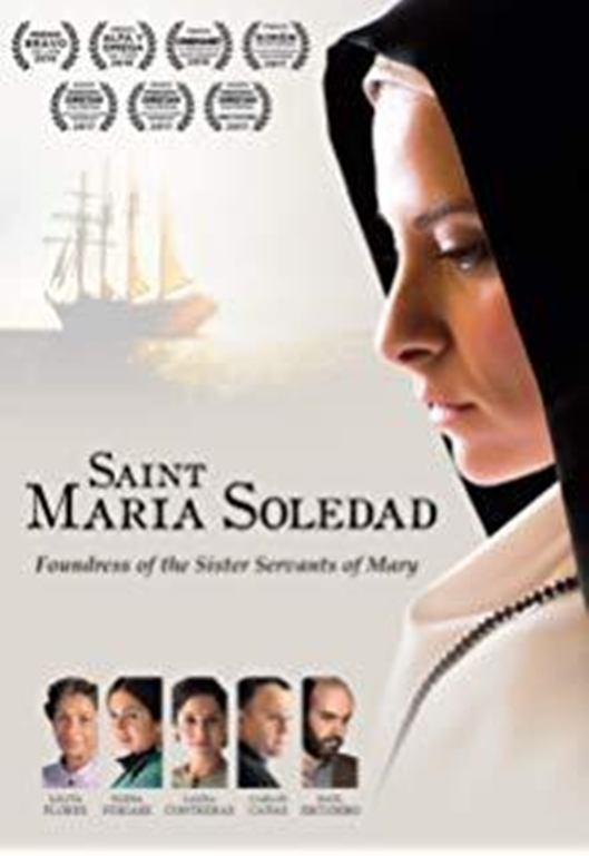 Saint maria soledad   foundress of the sister servants of mary