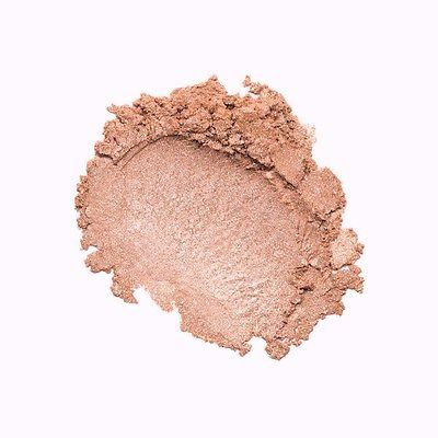 Primary image for Long Lasting Bare Naked Mineral Eye Shadow Sparkly Beige Eye Makeup w/ Primer