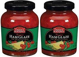 Crosse and Blackwell Ham Glaze, 10 oz (Pack of 2) - $19.79