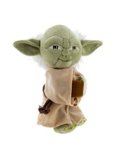 Disney Parks Star Wars Yoda Snuggle Snapper Plush New with Tag - $26.42