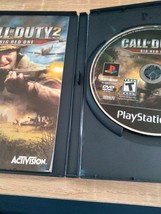 Sony PS2 Call Of Duty 2: Big Red One image 2
